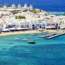 Cinq raisons de visiter l'île de Mykonos