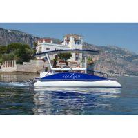 Devenez nomade en bateau solaire