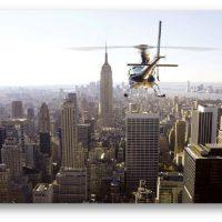 Comment faire un vol d'hélicoptère au-dessus de New York ?