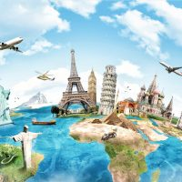 Qui n'a jamais pensé à faire le tour du monde?