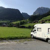 Les 5 bonnes raisons de partir en voyage en camping-car