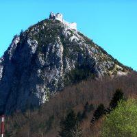 Partir à la découverte du château de Montségur