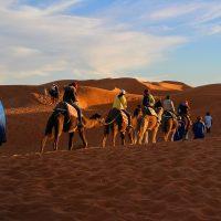 En vacances au Maroc avec des enfants