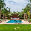 Villa Jardin Nomade : maison d'hôtes 1ère catégorie à Marrakech