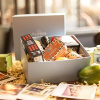 Closer To The Word : Des voyages culinaires en coffret