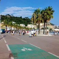 Les grands circuits cyclables Européens ensoleillés